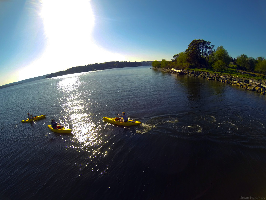 Vashon Kayaking