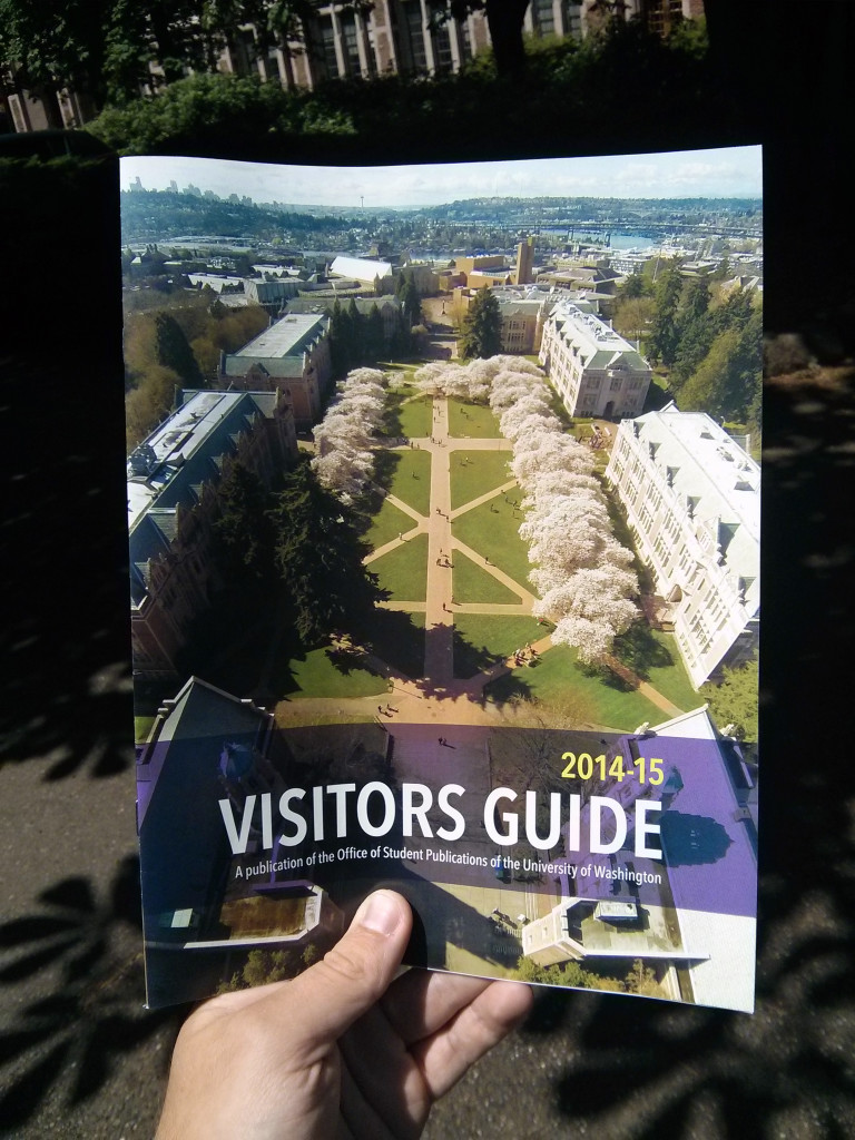 UW Visitors Guide