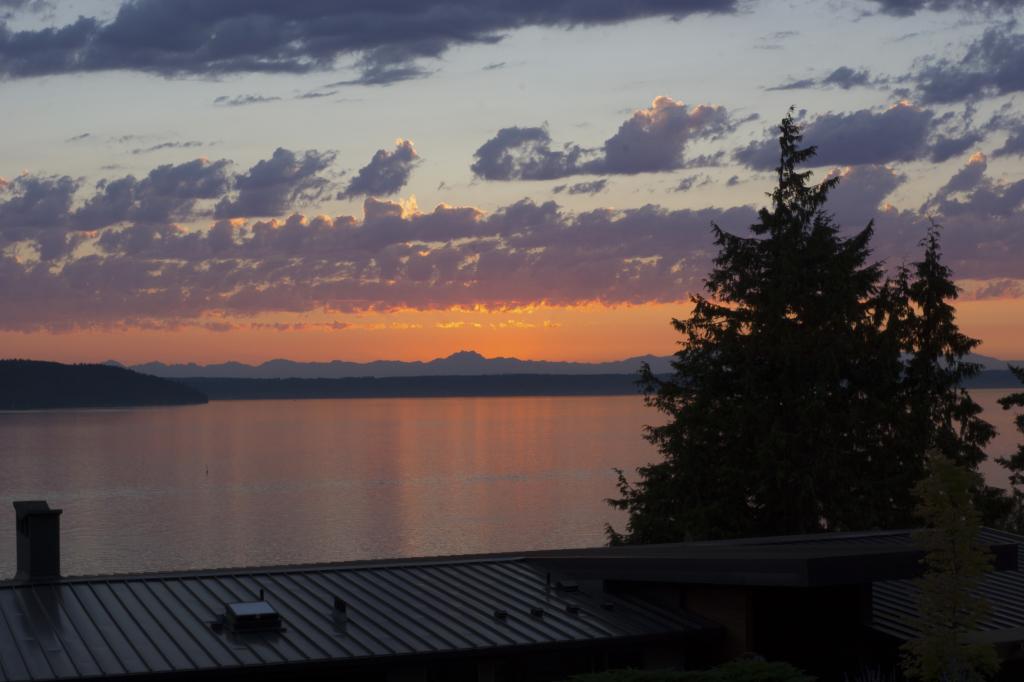 Sunset 8-2-2014